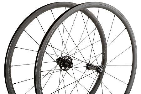 Vittoria Elusion Nero Alloy Clincher Wheelset