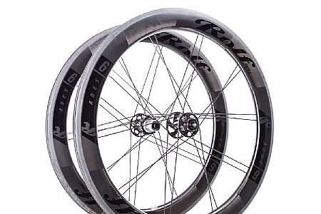 Rolf Prima 2018 Ares6 Disc Carbon Clincher Wheelset