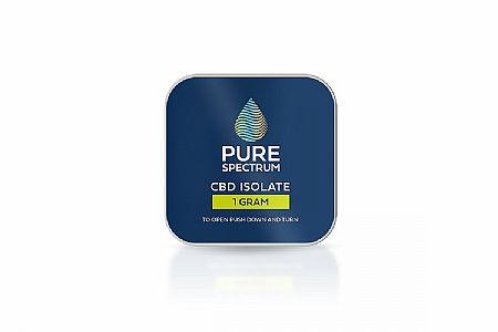 Pure Spectrum 1 Gram 99% CBD Isolate