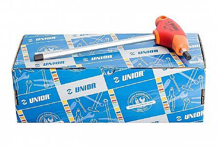 Unior T-Handle Hex Key Set