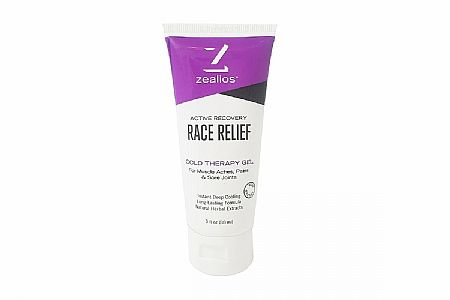 Zealios Race Relief Therapy Muscle Gel