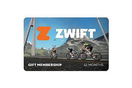 Zwift Membership Gift Card
