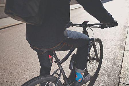 Garmin Varia RTL515 Cycling Rearview Radar Tail Light 010-02376-00