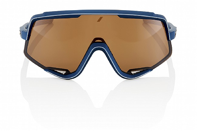 100% Glendale Sunglasses Soft Tact Raw - Bronze Lens