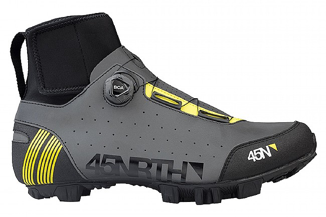 45Nrth Ragnarok MTN Cycling Boot - Reflective Reflective
