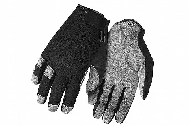 Giro Mens Hoxton LF Glove Black Heather