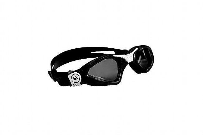 Aqua Sphere Kayenne Small Fit Goggle Black/White w/Smoke Lens