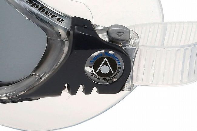 Aqua Sphere Vista Goggle Clear/Grey/Blue w/Smoke Lens