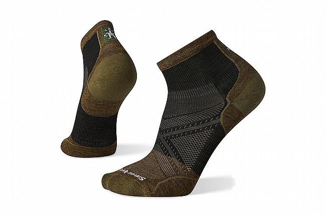Smartwool Performance Cycle Zero Cushion Ankle Sock