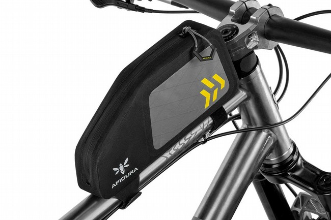 Apidura Backcountry Top Tube Pack 1L