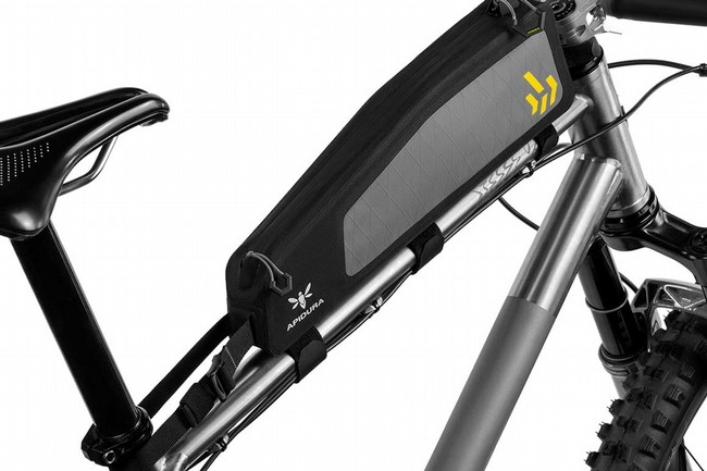 Apidura Backcountry Top Tube Pack 1.8L