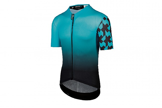 Assos Mens Equipe RS Prof Edition SS Jersey Hydro Blue