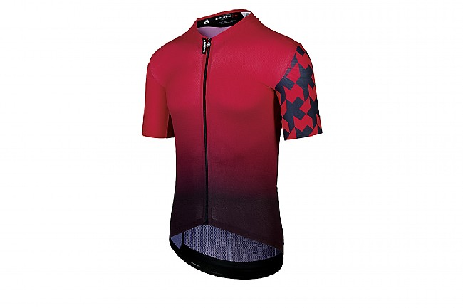 Assos Mens Equipe RS Prof Edition SS Jersey Vignaccia Red