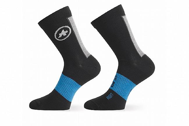 Assos Winter Socks Blackseries