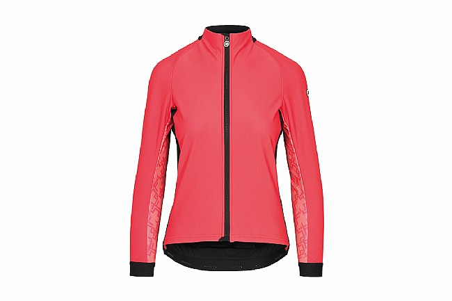 Assos Womens UMA GT Winter Jacket galaxyPink