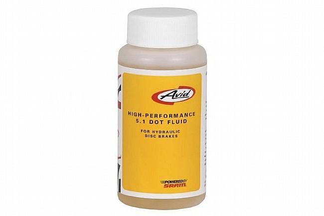 Avid SRAM 5.1 DOT Hydraulic Brake Fluid 4oz