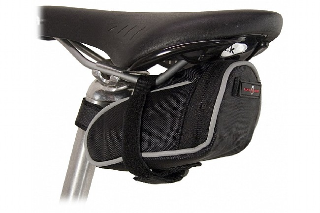 Banjo Brothers Deluxe Seat Bag Small Black