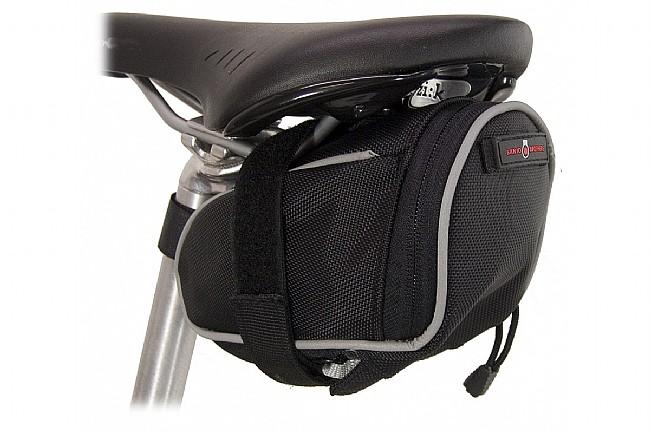 Banjo Brothers Deluxe Seat Bag Medium Black