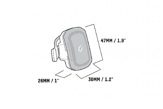 Blackburn Dayblazer 400 Front / Click USB Rear Light Set Blackburn Dayblazer 400 Front / Click USB Rear Light Set