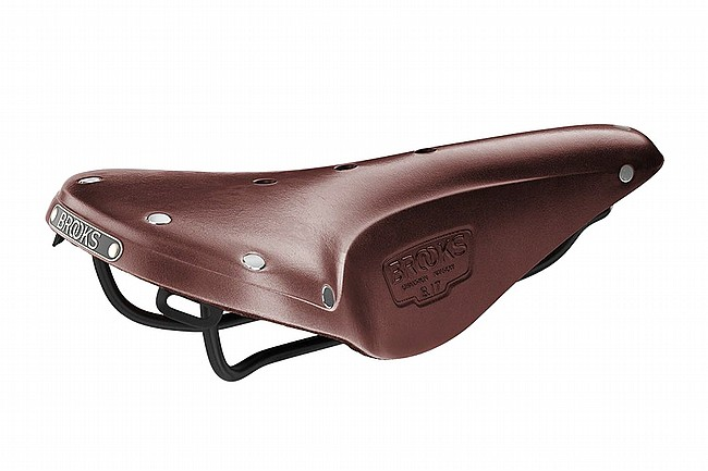 Brooks B17 Narrow Saddle Antique Brown - 151mm