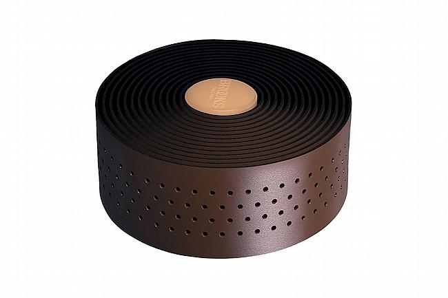 Brooks Microfiber Handlebar Tape - 3mm Antique Brown