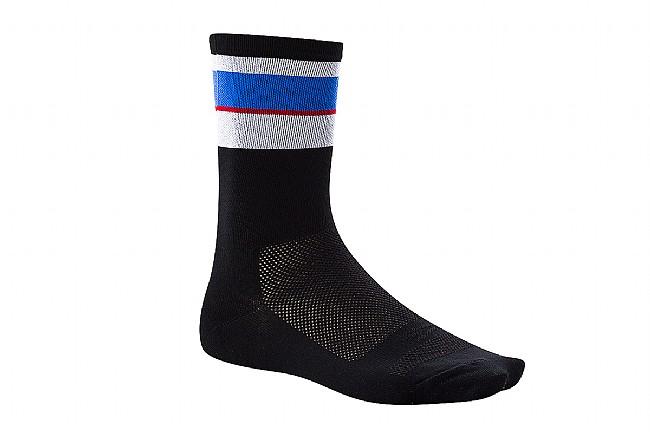 TriSports Race Sock Red/White/Blue