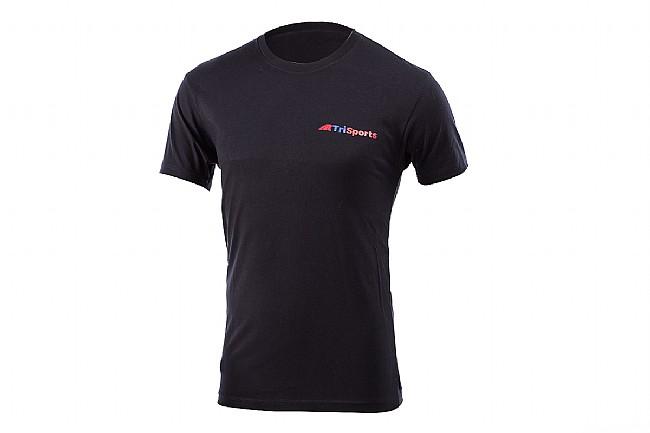 TriSports T-Shirt Black - X-Small