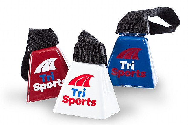TriSports Cow Bell Blue
