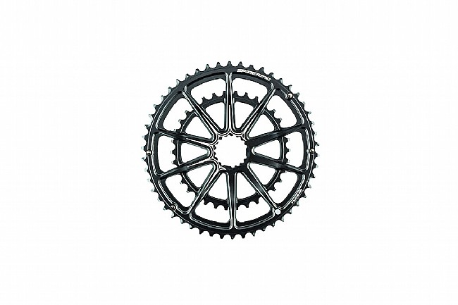 Cannondale OPI SpideRing SL Chainring 10 Arm Semi compact - 52x36