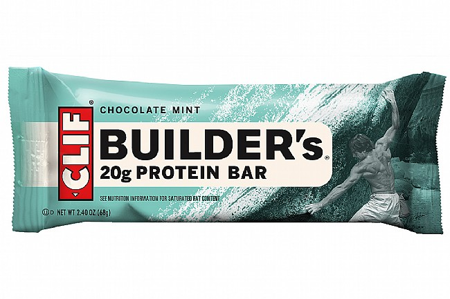 Clif Builders Protein Bars (Box of 12) Cocolate Mint