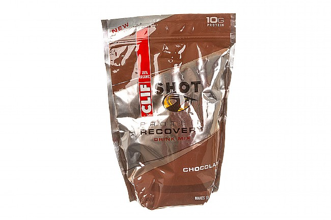 Clif Shot Protein Recovery Drink Mix Pouch Chocolate