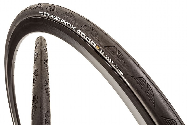 Continental Bicycle Tires >> Continental Grand Prix 4000 S Ii 700c Road Tire At Trisports