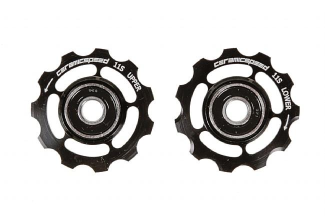 Ceramic Speed Shimano 11s Alloy Pulley Wheel Ceramic Speed Shimano 11s Alloy Pulley Wheel
