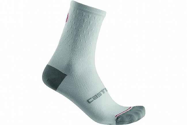 Castelli Womens PRO Sock White