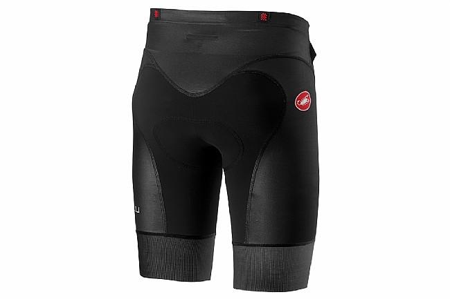 Castelli Mens Free Tri Short Black