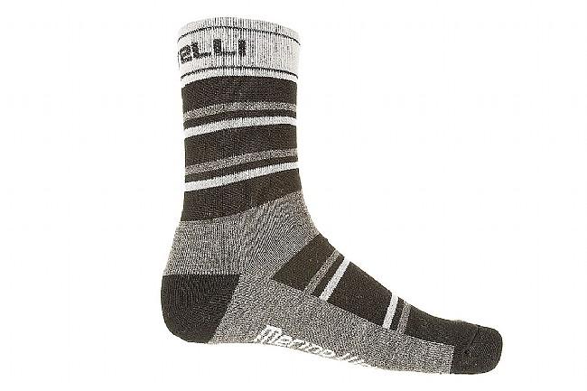 Castelli Gregge 12 Sock White