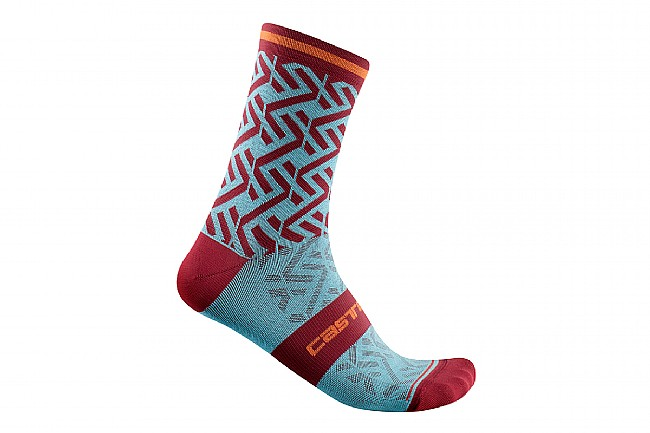Castelli Tiramolla 15 Sock Celeste