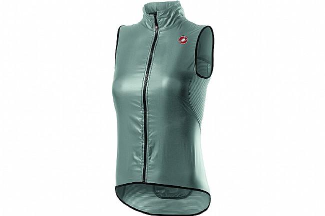Castelli Womens Aria Vest Silver Gray