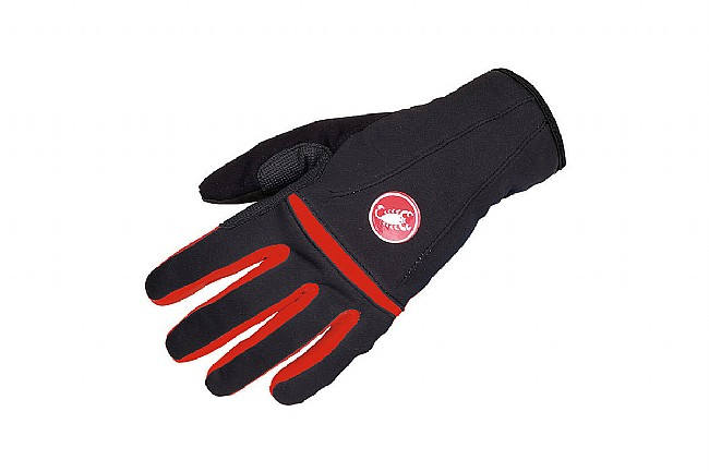 Castelli Womens Cromo Glove Black/Red