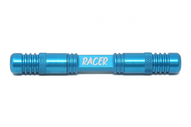 Dynaplug Racer Tubeless Tire Repair Kit Turquoise Anodized