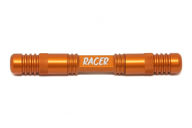Dynaplug Racer Tubeless Tire Repair Kit Orange Anodized