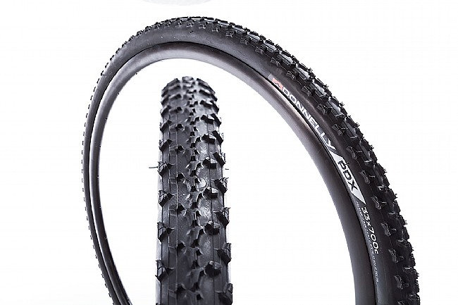 Donnelly Tires PDX 120tpi Clincher Cyclocross Tire 700 x 33mm - 120tpi Clincher