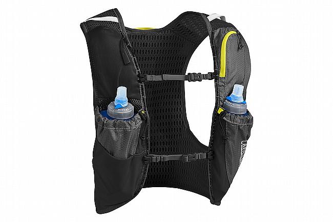 Camelbak Ultra Pro Running Vest 34oz Front w/ Bottles