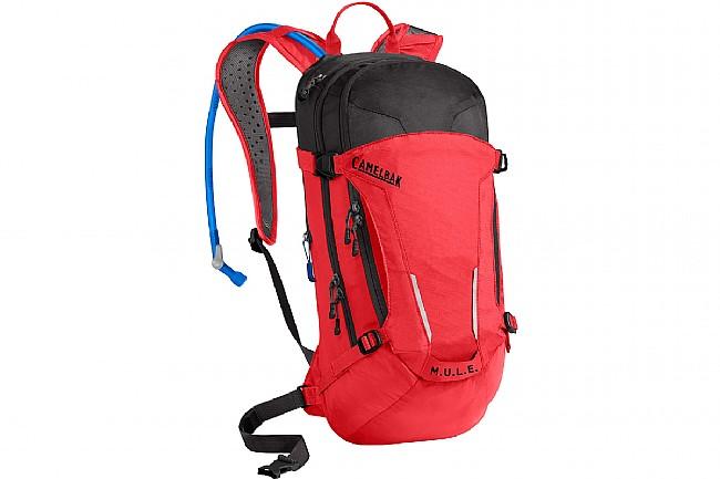 Camelbak M.U.L.E. 100oz. Hydration Pack Racing Red/Black