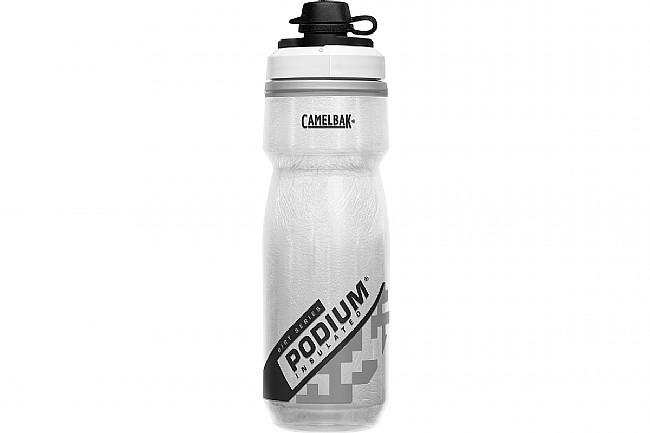 Camelbak Podium Dirt Chill 21oz Bottle White