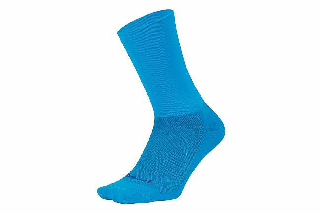 DeFeet Aireator 6 Inch Sock - D-Logo Process Blue