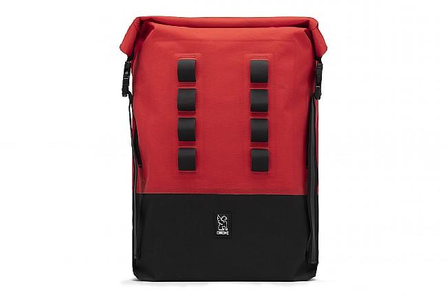 Chrome Urban EX Rolltop 28 Backpack Red/Black
