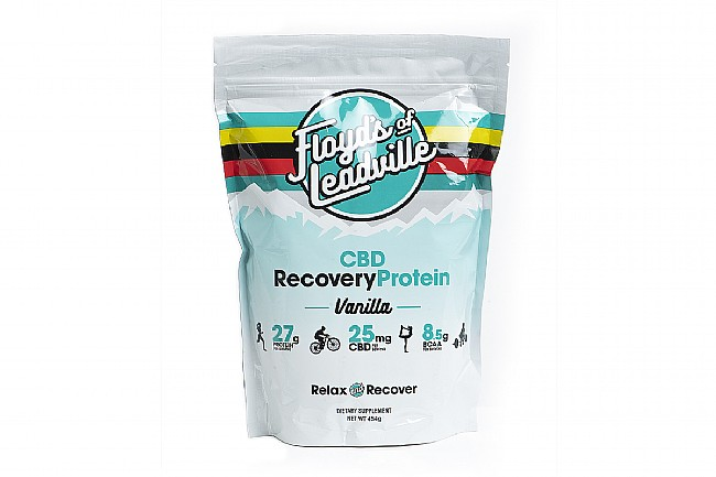 Floyds of Leadville CBD Recovery Protein Powder 250mg (10 Serving) Vanilla