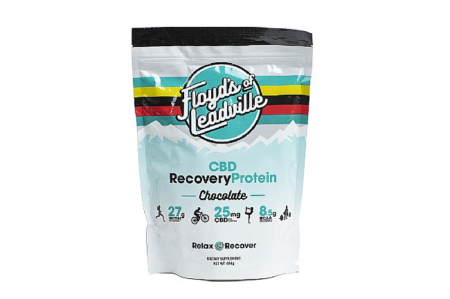 Floyds of Leadville CBD Recovery Protein Powder 250mg (10 Serving) Chocolate