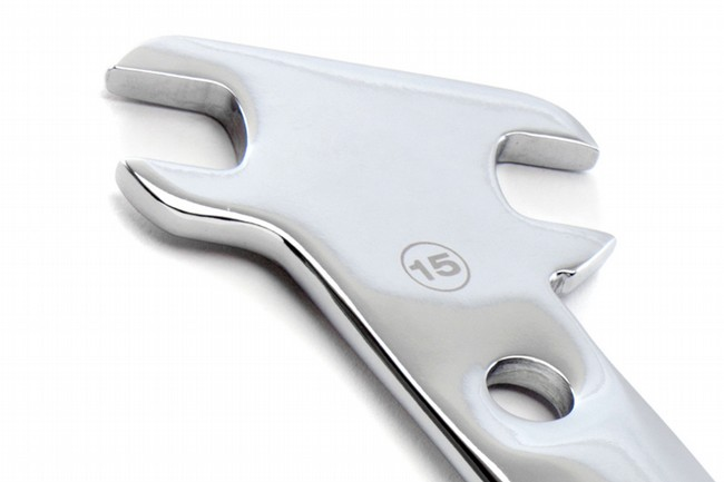 Feedback Sports 15MM Pedal Combo Wrench